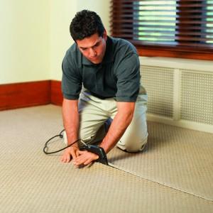 Carpeting Installation | Beige Carpet