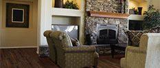 Hardwood Flooring | Living Room with Hardwood Floors
