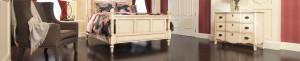 Bedroom Hardwood Floors | Flooring Installation