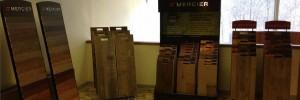 Mercier Hardwood Flooring Samples