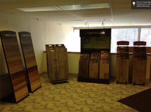 Mercier Hardwood Flooring Samples