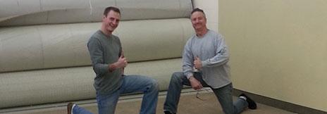 Hopkins Carpet OneInstallation Team