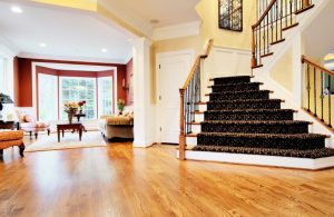 Stair Runner Golden Valley