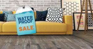 Waterproof Flooring Sale